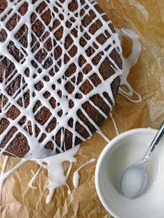 Homemade Ginger Cake with a recipe from BBC Good Food   eatexploreetc.com