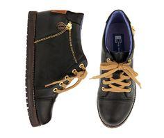 Black Yenny Walker Boots
