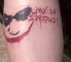 Joker Tattoos - Pictures, Video & Information on Joker Tattoos ...