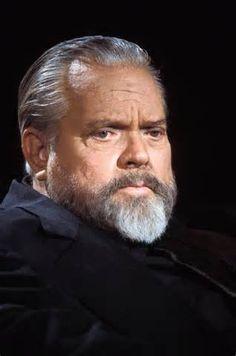 Orson Welles   a dear friend, S.A.G., sponsor