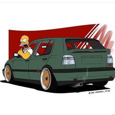 Vw Golf 3, Golf Mk3, Volkswagen Golf, 3008 Peugeot, Peugeot 205, Vw Golf Wallpaper, Car Animation, Vw Mk1, Bmw Wallpapers