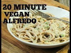 Vegan Alfredo Sauce | The Vegan 8