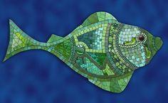 Alison Hepburn Mosaics