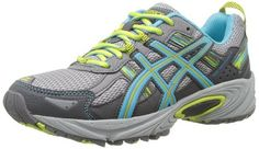 Shop a great selection of ASICS Women's Gel-Venture 5 Running Shoe, Silver Grey/Turquoise/Lime Punch, 8 D US. Find new offer and Similar products for ASICS Women's Gel-Venture 5 Running Shoe, Silver Grey/Turquoise/Lime Punch, 8 D US. Sneakers Mode, Best Sneakers, Sneakers Fashion, Best Trail Running Shoes, Best Walking Shoes, Hiking Shoes, Pharrell Williams, Best Shoes For Bunions, Asics Gel Venture
