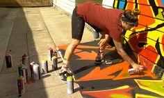 Street Art Throwdown | Oxygen
