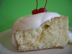 Easy tress leaches don't know if I spelled it right but three milk cake