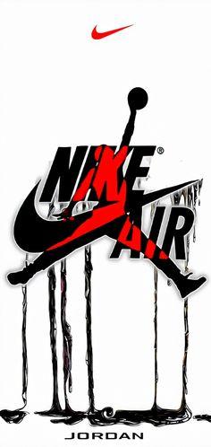Iphone Wallpaper Unicorn, Original Iphone Wallpaper, Glitch Wallpaper, Cool Nike Wallpapers, Drake Wallpapers, Nike Logo Vector, Jordan Logo Wallpaper, Nike Ad, Nba Pictures