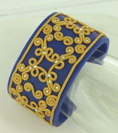 Premo! Glamorous Extruded Bracelet