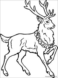 reindeer coloring pages free online printable coloring pages, sheets for kids. Get the latest free reindeer coloring pages images, favorite coloring pages to print online by ONLY COLORING PAGES. Deer Coloring Pages, Preschool Coloring Pages, Coloring Pages To Print, Free Printable Coloring Pages, Coloring Sheets, Coloring Books, Free Coloring, Thanksgiving Coloring Pages, Christmas Coloring Pages