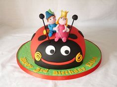GASTON Cake by Grace's Party Cakes - its ACE!!! Ben And Holly Cake, Ben E Holly, 3rd Birthday, Birthday Cakes, Celebration Cakes, Princess Party, Cake Art, Party Cakes, Amazing Cakes
