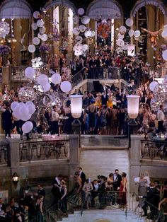 CATHERINE MARTIN, who created the costumes for the long-awaited film version of The Great Gatsby, was not always a fan of the famed F Scott Fitzgerald novel. In fact, the film's director, Baz Luhrmann had to use his persuasive skills to convince the desig Great Gatsby Motto, The Great Gatsby Movie, Great Gatsby Prom, Gatsby Wedding, Wedding Dinner, Wedding Reception, Jay Gatsby, Gatsby Style, 1920s Style