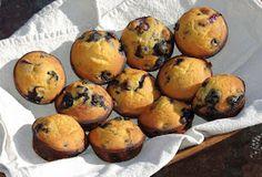 Crispy Living: Heaven in a muffin...