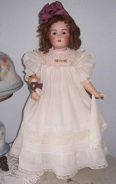 ~**Welcome to BonnieLin Antique Dolls**~ We have many beautiful Display Ready dolls and accessories for your consideration, many are on sale. Please
