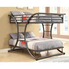 Viv + Rae Valerie Full over Full Bunk Bed