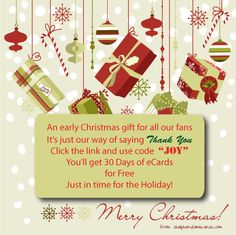 Have a blessed Holiday #ecards and #christianecards