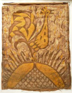 Batik: sunrise