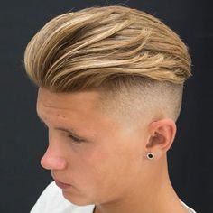 Best Slicked Back Undercut Hairstyles
