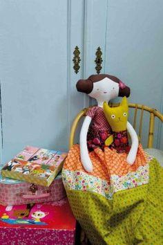 Nina doll Mini labo