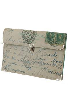 Plic piele si print Scrisoare Decorative Boxes, Bags, Handbags, Decorative Storage Boxes, Bag, Totes, Hand Bags