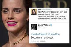 23 Times Emma Watson Made Everyone Around Her Look Painfully Average