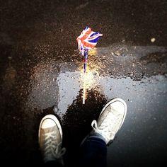 Jubilee #washout #London #royalty #iphone4s #london2012 #instagramyourcity #instahub #instadaily #instamood #rain #england #diamondjubilee #rain #celebrations - @fundamentals- #webstagram