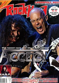 Rock Hard Nummer 298 - März 2012