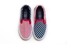 America Slip-On, Toddler