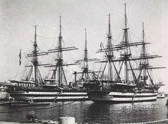 RN Amerigo Vespucci e Cristoforo Colombo