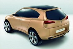 OG | Alfa Romeo SUV 'Kamal' | Full-size mock-up