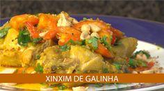 XINXIM DE GALINHA
