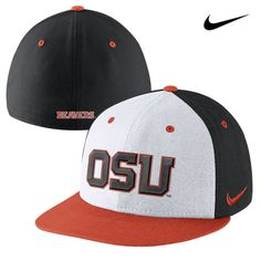 Oregon State Beavers Nike Dri-FIT True Authentic Fitted Hat  http://www.osubeaversshop.com/osu1031131404.html