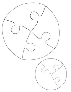 9 piece jigsaw pattern by bird puzzle cutting files puzzle filing