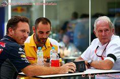 "Abiteboul: ""Red Bull tendrá el mismo motor que Renault""  #F1 #Formula1"