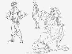 Free Printable Rapunzel Coloring Pages For Kids Rapunzel Coloring Pages, Disney Princess Coloring Pages, Disney Princess Colors, Princess Rapunzel, Printable Coloring Pages, Coloring Pages For Kids, Coloring Sheets, Adult Coloring, Flynn Rider And Rapunzel