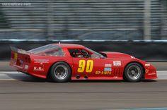 red corvette c4 | 1990 Chevrolet Corvette C4 Images. Photo: 90_Chevy_Corvette_Red90_DV ...