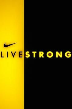 I'm learning all about LiveStrong  at @Influenster!