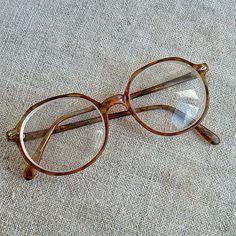 4505e54bfd3 Vintage grandmas eyeglasses Retro eyewear Oversized eyeglass frame Women  men eyeglasses Old grandpas Eyewear Vintage eyewear Reading glasses