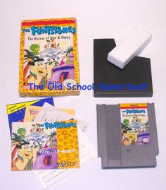 - Complete for The Nintendo NES - The Old School Game Vault