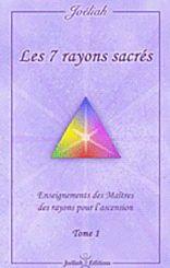 Les 7 rayons sacrés