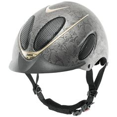 Paisley is the rage at Uvex, the fit technology won the Innovation prize at the Spoga Horse in Climate regulating liner, one hand adjustment on the strap. Horse Riding Helmets, Riding Hats, Riding Gear, Trail Riding, Riding Horses, Equestrian Chic, Equestrian Outfits, Equestrian Fashion, Dressage Horses