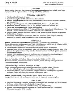 Network Administration Resume Custom Financial Worker Cover Letter  Httpexampleresumecvfinancial .