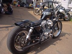 SPORTY BOBBER PICTURES - Page 499 - The Sportster and Buell Motorcycle Forum