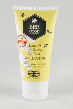 Bee Good - Honey & Camelina Facial Exfoliator: Review | Life in a Break Down