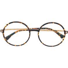 01c42a824eba Mykita Anana glasses featuring polyvore