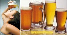 Como usar cerveja no cabelo. Funciona? Aprenda essa receitas de hidratação incríveis,além de alisar, também faz o cabelo crescer e dá muito brilho.