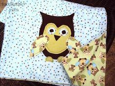Baby Blanket DIY diy-sewing