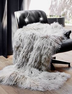 Abode Living - Cushions - Nordic Tibetan Pelt - Abode Living