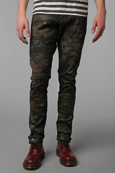 Tripp NYC Overdyed Camo Pant  #UrbanOutfitters
