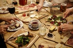 Friends of Ham, Leeds - Top quality charcuterie, cheese, craft beer & wine.