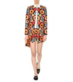 mytheresa.com - Jory embroidered cotton dress - Luxury Fashion for Women / Designer clothing, shoes, bags